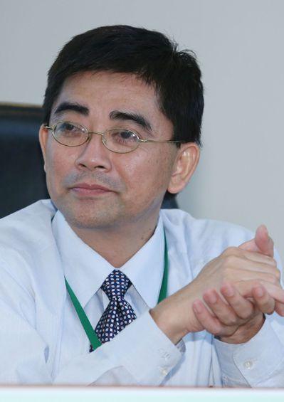 國發會副主委邱俊榮涉偷拍,當時雖刪除照片道歉仍挨告。 圖/聯合報系資料照片