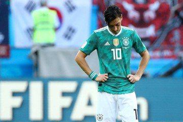 賽前引政治風暴 德國足協要厄齊爾道歉