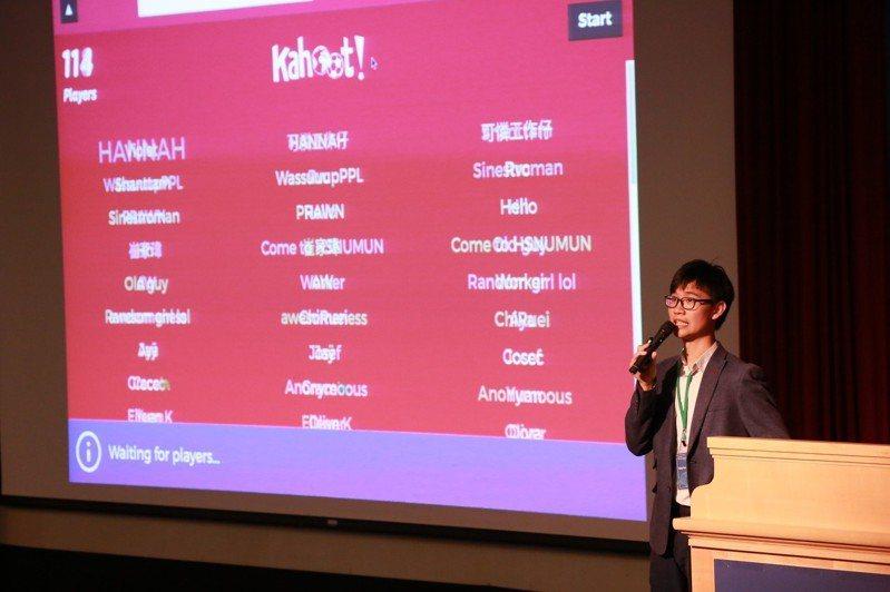 均一平台教育基金董事長呂冠緯。圖/呂冠緯提供