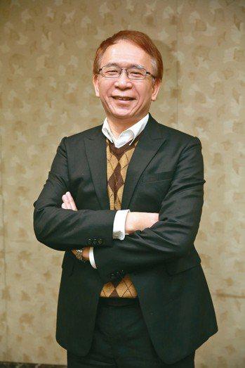 晟德董事長林榮錦 (本報系資料庫)
