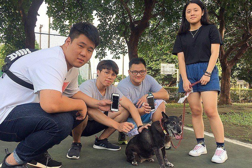 中原大學電子系「動物電子輔助器具設計」課程鼓勵學生結合電子、資訊專業為動物設計輔...