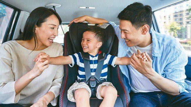 Uber今天推出寶寶優步服務。 Uber/提供