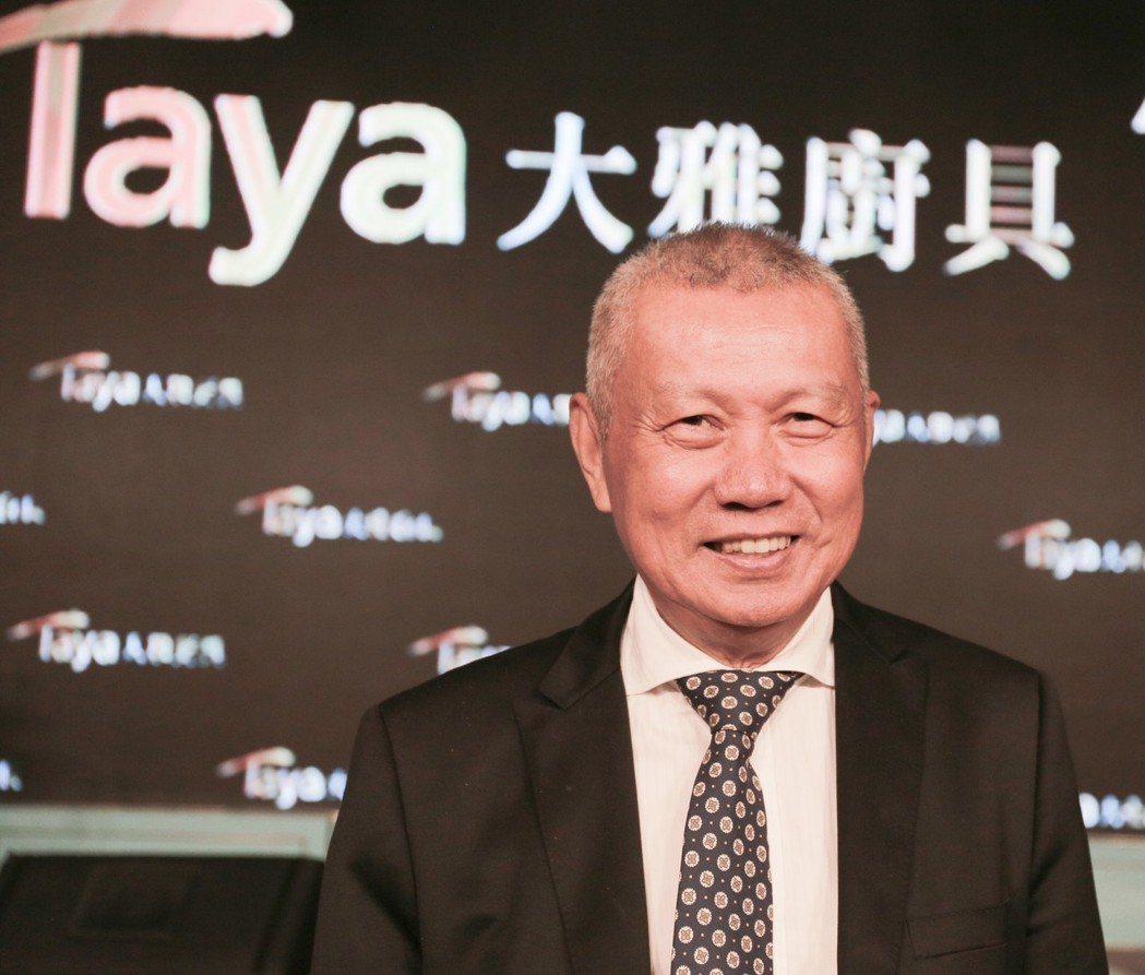 大雅廚具張光南董事長積極開發東南亞市場,在菲律賓買地設廠房,目標鎖定東協國家。 ...