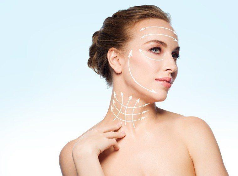 頸部肌膚嬌弱,不好好保養容易長出皺紋。圖/ingimage