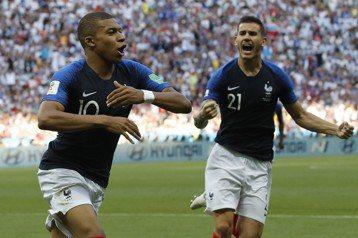 法國沈穩是優勢 鋒線能否對抗比利時成關鍵