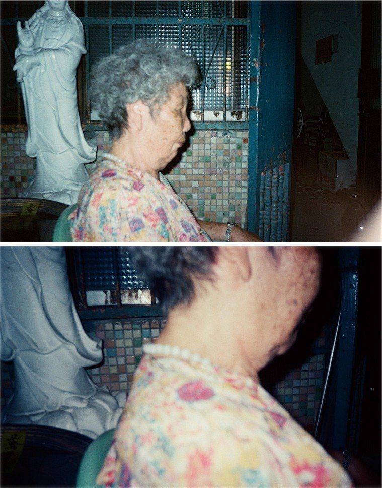 圖/摘自《奶奶來了!從陪伴到送別,我與奶奶的1825天交往日記》
