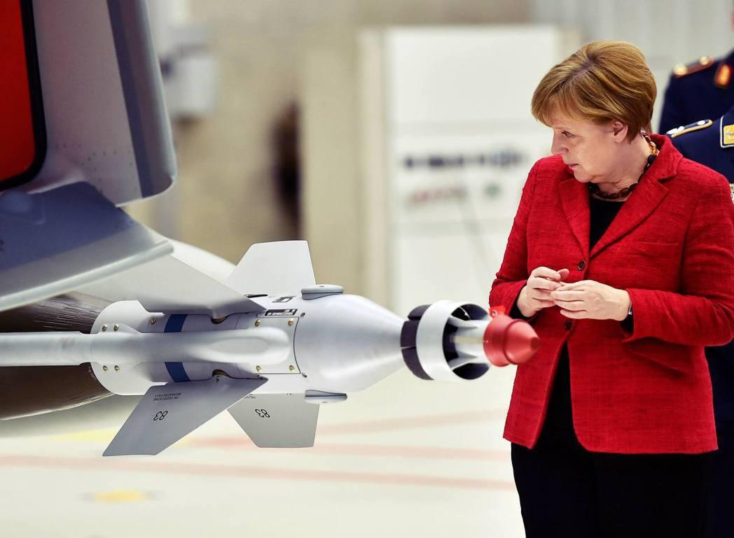 在新的CSDP中,德國尤其青睞的是EDF和EDIDP,這兩項科研相關基金對於德國...