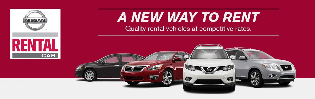 Nissan Rent a Car。 圖/napolinissanct.com