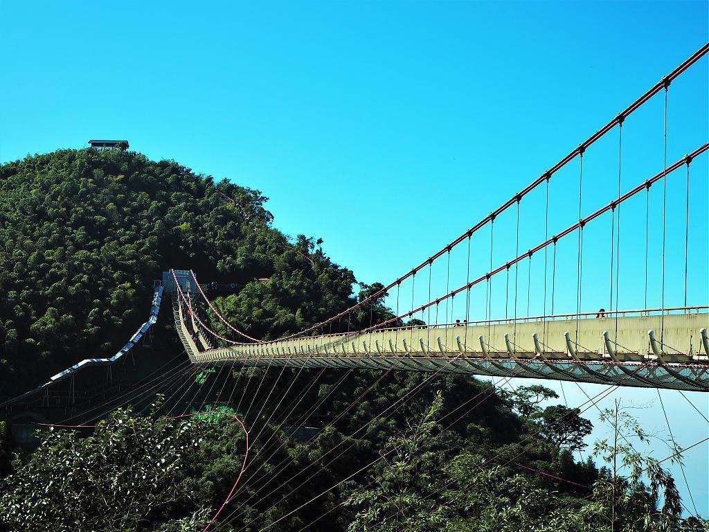 ▲阿里山旅遊景點-梅山雲梯。(圖/Tripbaa趣吧!亞洲自由行專家)