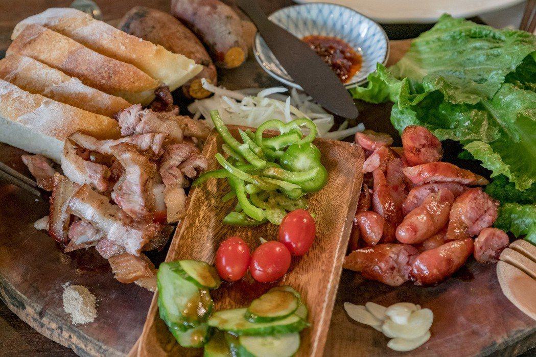 ▲阿里山美食-HANA廚房。(圖/阿里山管理處授權提供)