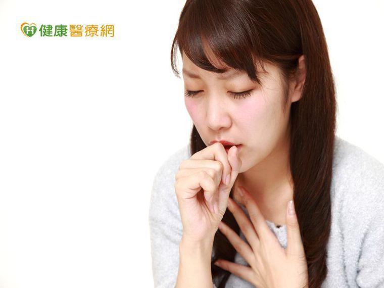 咳嗽咳不停 胃食道逆流恐是元兇