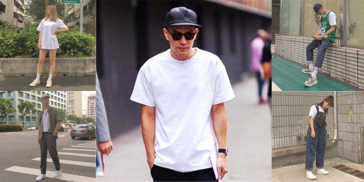 編輯不藏私|炎炎夏日就需要跟全球最會穿衣的男人 Eugene Tong 一起白 ...