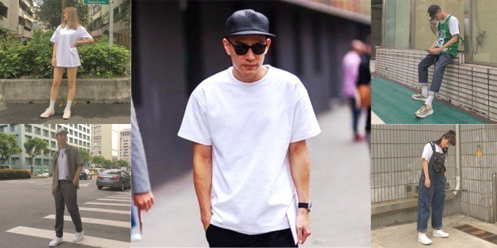 編輯不藏私 炎炎夏日就需要跟全球最會穿衣的男人 Eugene Tong 一起白 ...