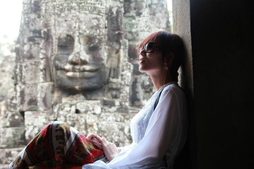 (圖)聚焦全世界《紅色地雷下的微笑 聚焦柬埔寨》