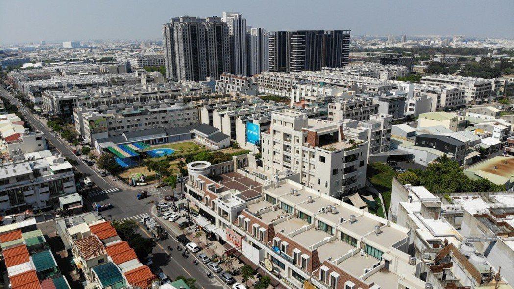 台南永康區。 圖/永慶房產提供
