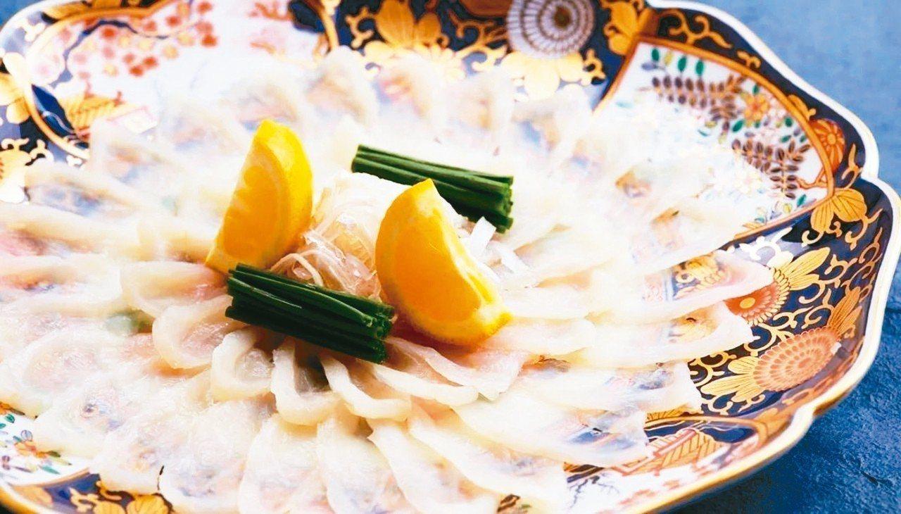 山田屋河豚料理擁有米其林三星殊榮。 圖/有行旅提供
