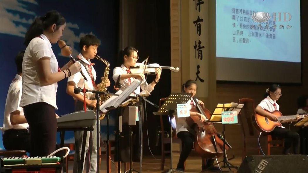折翼天使於馬來西亞巡迴演出。  折翼天使樂團 提供