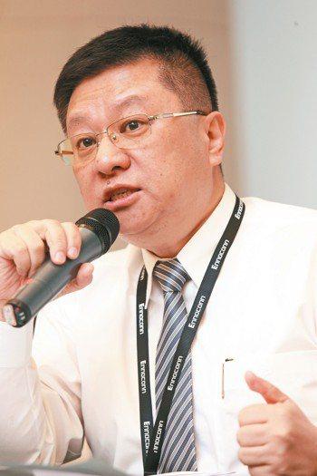 樺漢董事長朱復銓 報系資料照