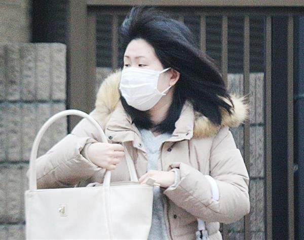 涉嫌用消毒液毒害病患的久保木愛弓。圖取自推特