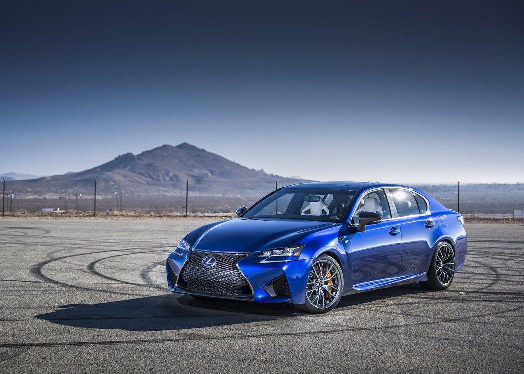 GS車系一直傳言將被整併/圖為GS F。 摘自Lexus
