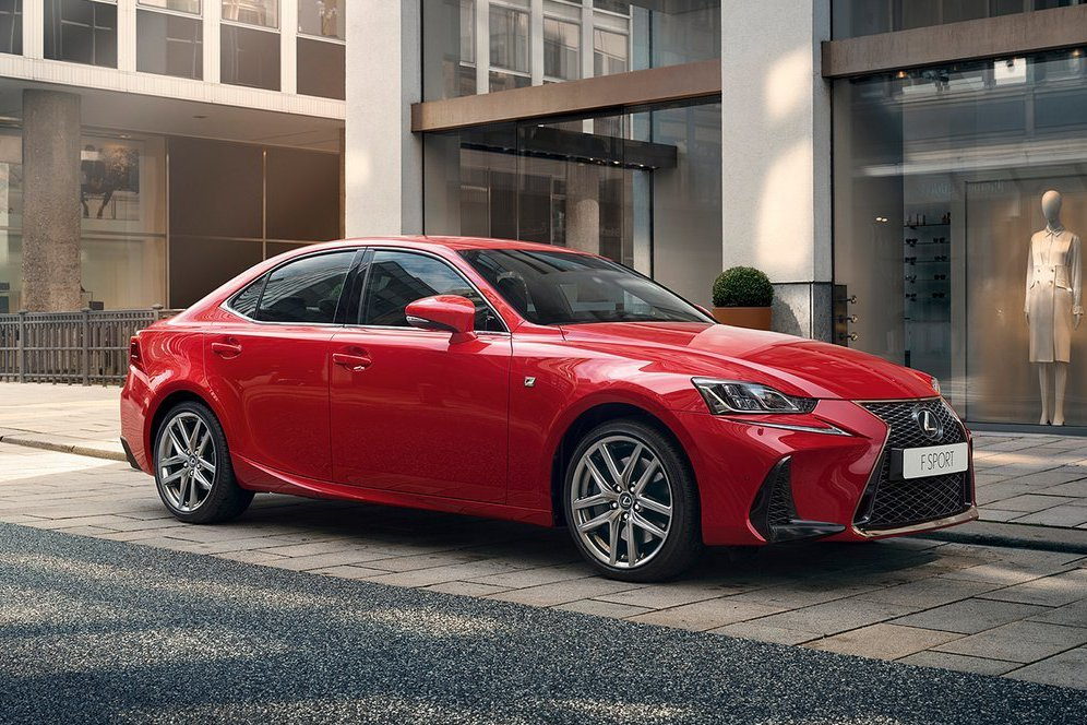 新一代 Lexus IS 將會有400匹馬力的V6雙渦輪版本嗎?