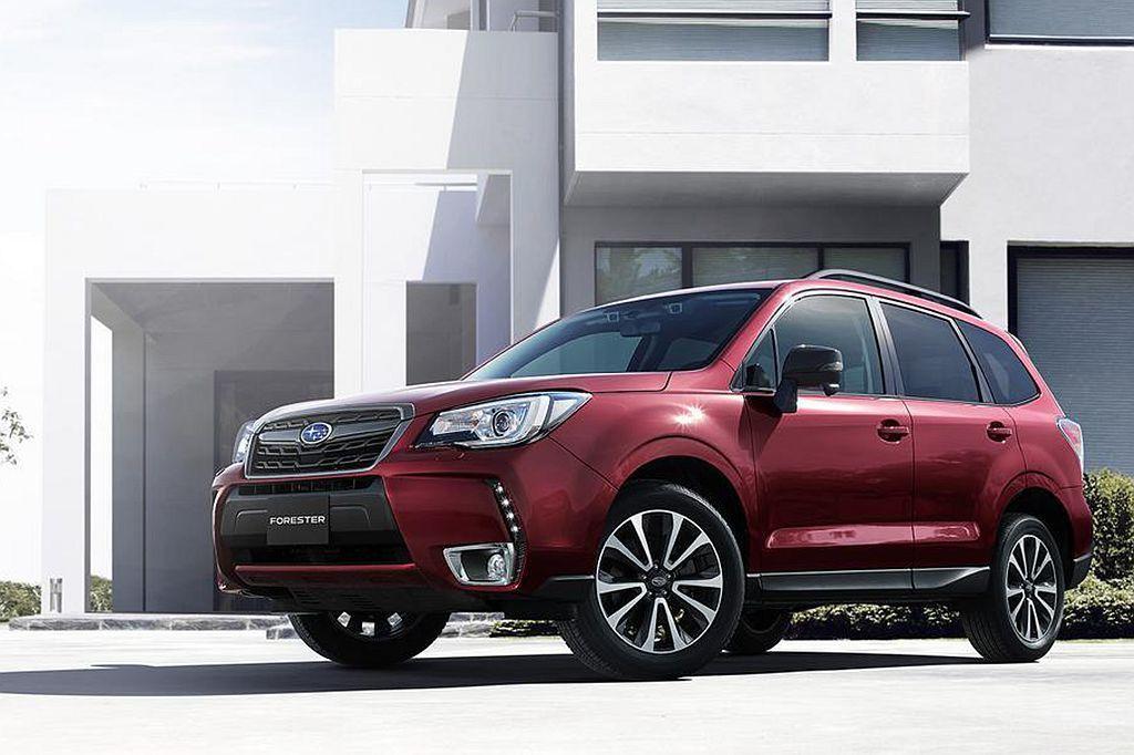 舊款Subaru Forester在上半年繳出好成績後,下半年的銷售任務就要由大改款車型接手。 圖/Subaru提供