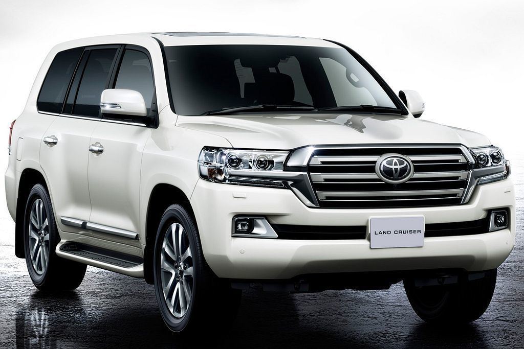 Toyota Land Cruiser 圖/Toyota提供
