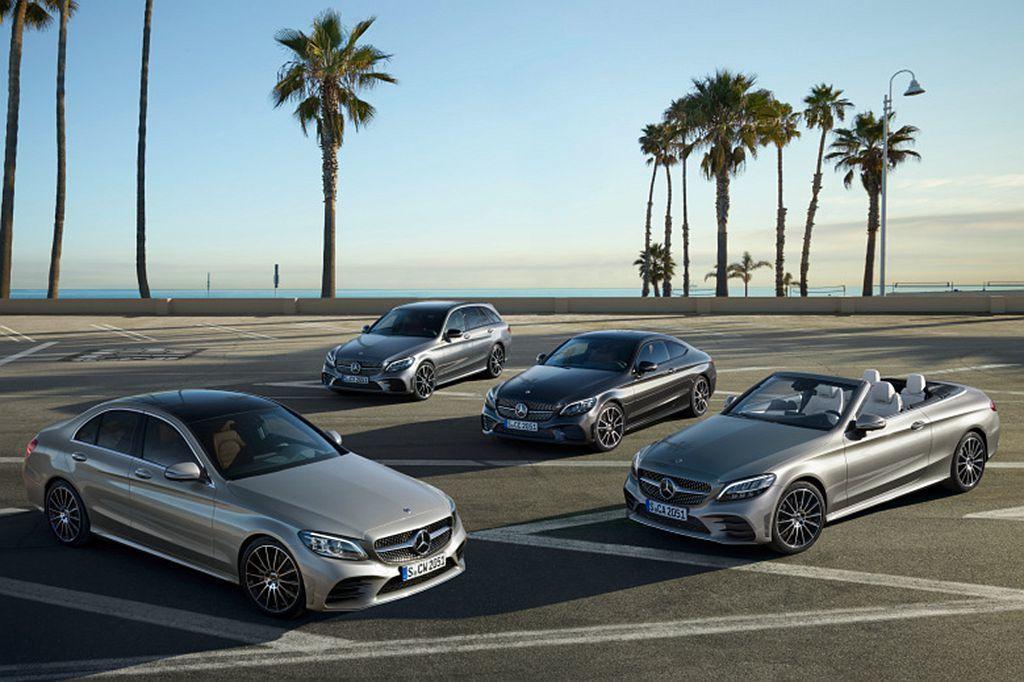 德國豪華車廠賓士(Mercedes-Benz)。 摘自Mercedes-Benz