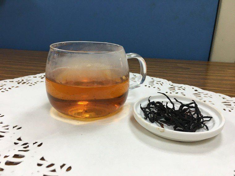紅茶。圖/南投醫院提供