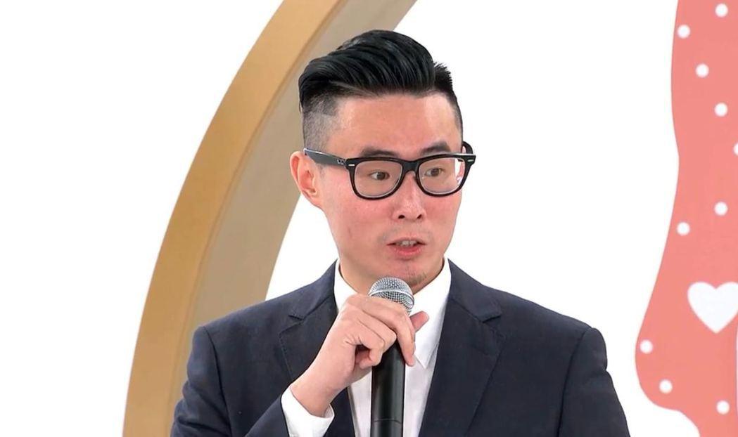 傅俊豪上東風「名偵探女王」。圖/東風提供