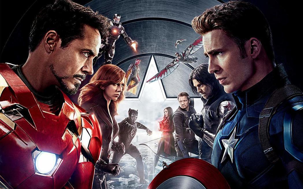 「美國隊長3:英雄內戰」在俄羅斯、中國等地都有驚人的票房。圖/摘自imdb
