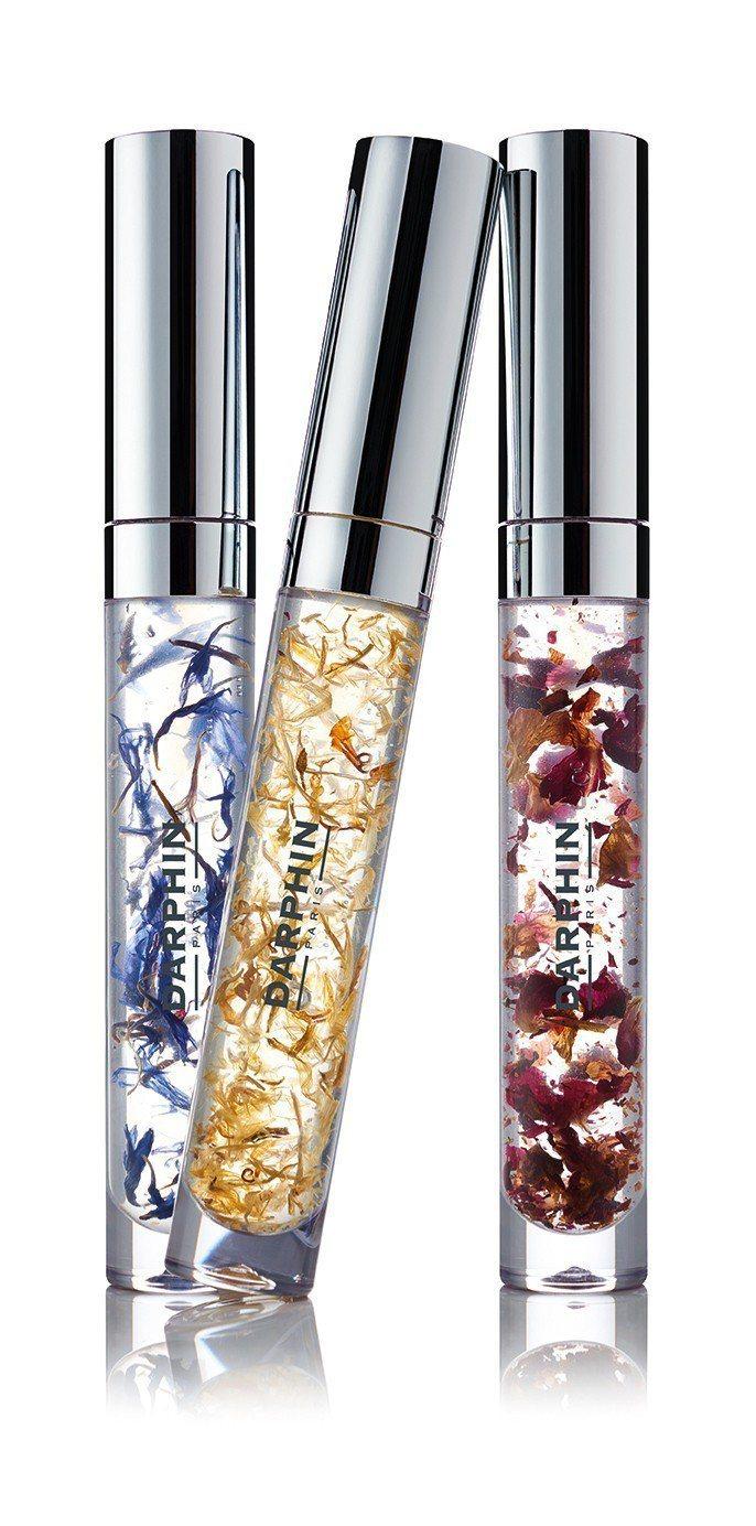 DARPHIN花瓣護唇精華油各900元。圖/DARPHIN提供