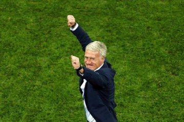 法國拚世足第2冠 教頭:盼別再回憶20年前照片