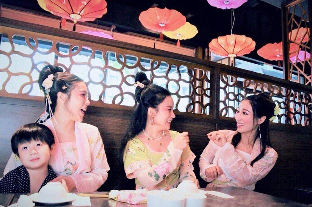 (圖/台灣旅行趣) ▲快找時間約姊妹來一場古裝party。