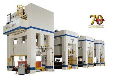連結機械發展出了臺灣第一條大型機械伺服沖床生產線(2400噸~1000噸),此生...