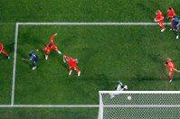 發哥論足/每4進球突破地帶必出1球 法國擊斃比利時再次見證