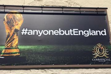 不挺自家球隊 1/3蘇格蘭人不希望英格蘭奪冠