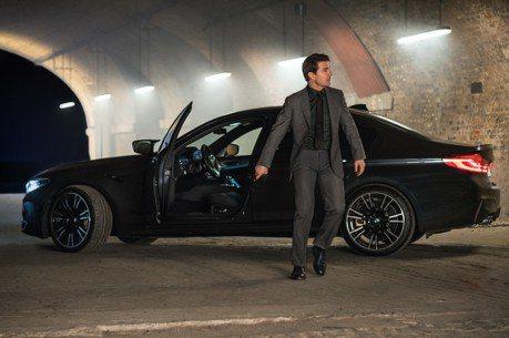 「不可能的任務7」災難還沒完 阿湯哥的BMW幾分鐘就被偷走!