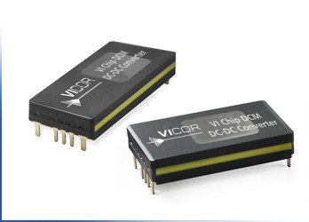 Vicor為日益壯大的DC-DC轉換器模組陣營新增 25 款支援 ±1%更嚴格輸...