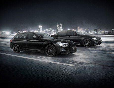 日本又有限定車款了! BMW推出M5/5-Series不可能的任務特仕車