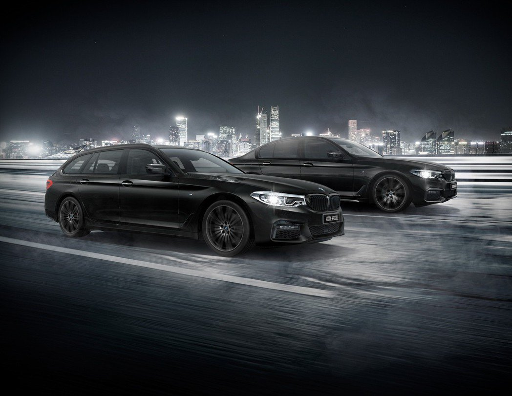 BMW M5/5-Series Mission:Impossible特仕車僅限日本專屬! 摘自BMW