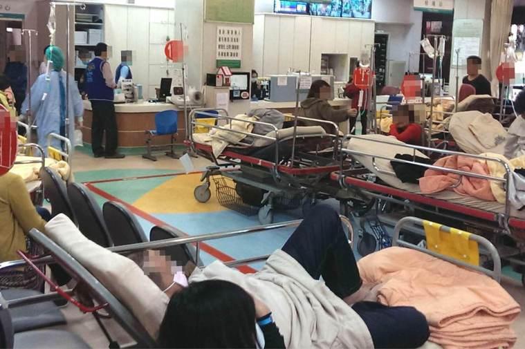 急診廿四小時開放,全年無休,但有些患者到了急診,不聽醫師診斷先自己下定論或聽信網...
