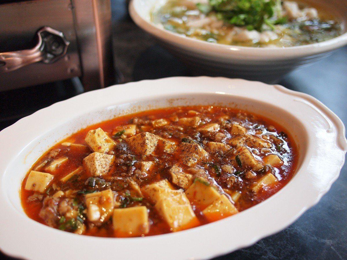 (圖/台灣旅行趣) ▲家常菜才是真經典,麻婆豆腐又滑又香很迷人