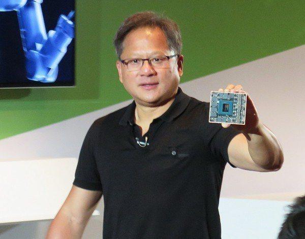 圖2 : NVIDIA執行長黃仁勳指出,GPU運算已經來到關鍵點,世界正在加入這...