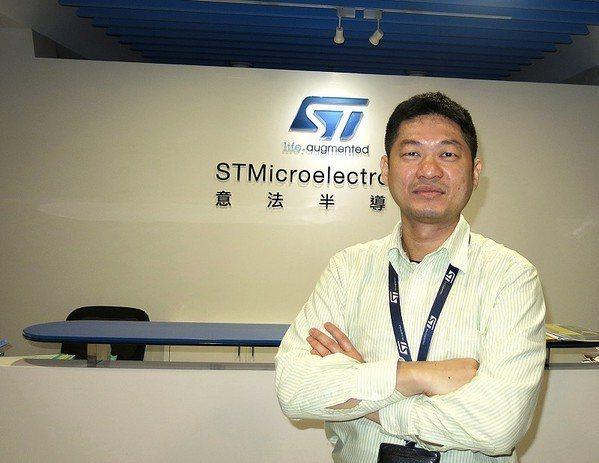 圖3 : ST技術行銷專案經理林進裕表示,ST的L6260、L6362A等兩款單...