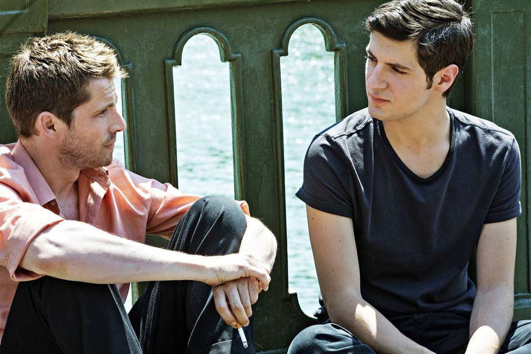 「喜歡你、愛上你、逃離你」將在7月27日在台上映。圖/傳影提供