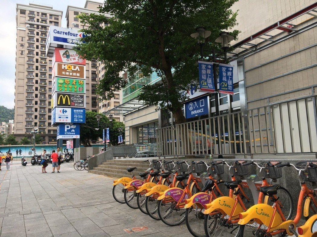 新北市YouBike今天中午12點起恢復正常營運。圖/新北市交通局提供
