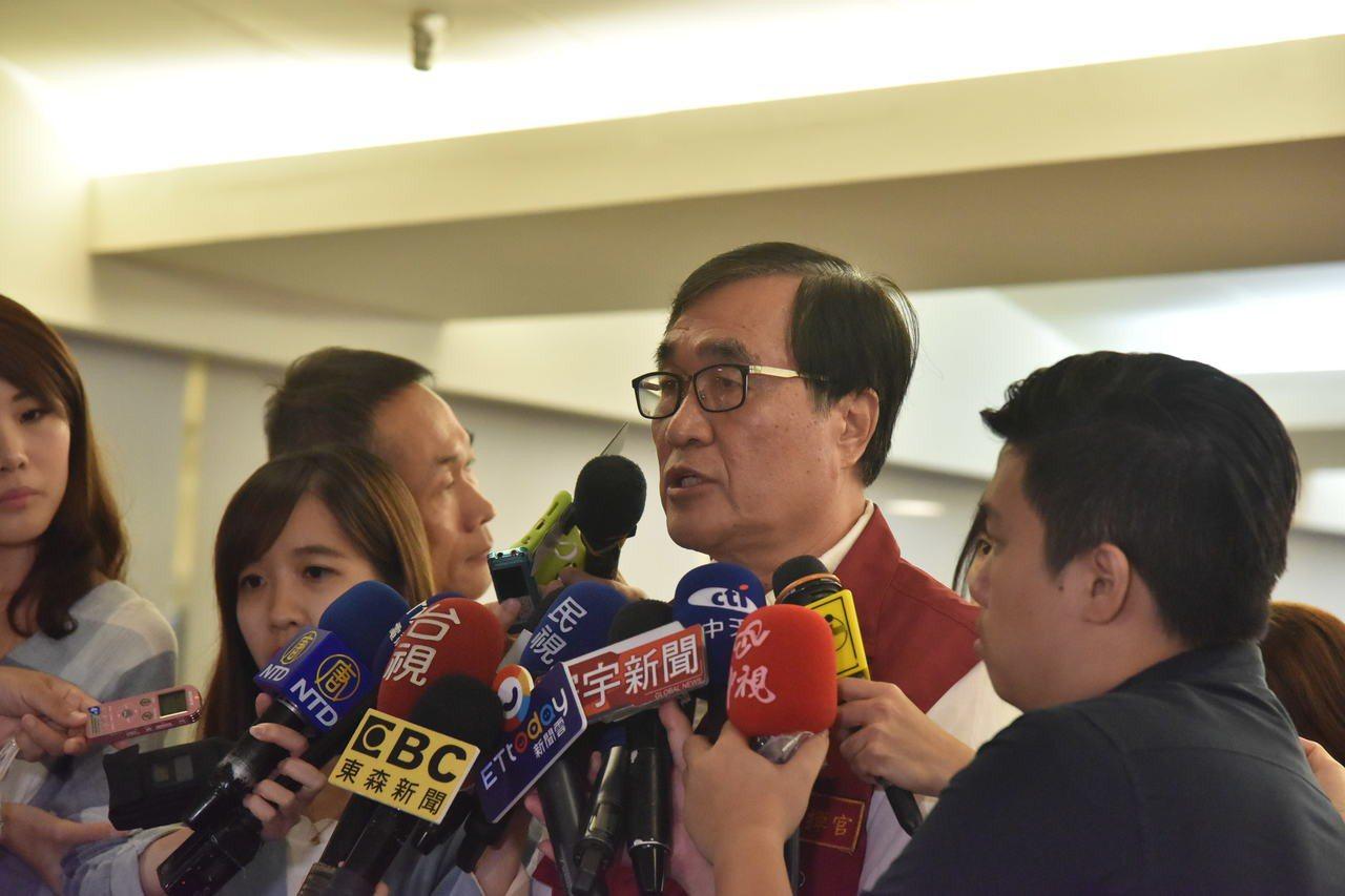 新北市副市長李四川將出任高雄市副市長。聯合報資料照片 記者陳珮琦/攝影
