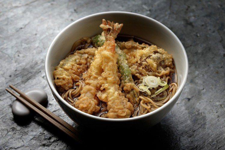 微風信義引進京料理「菜なnana蕎麥宴席」。圖/微風提供