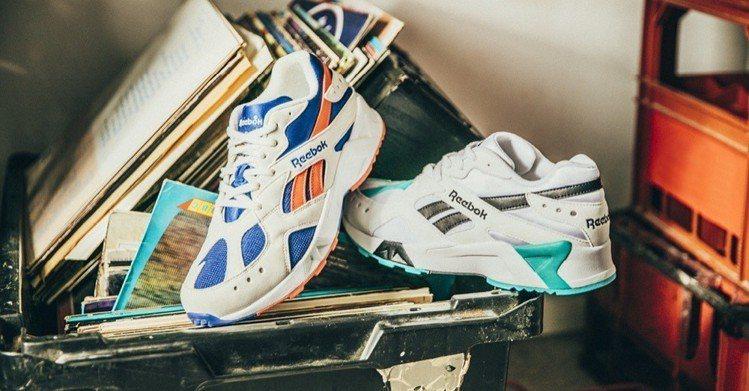 AZTREK OG是Reebok在1993年推出的跑鞋系列,全新的款式,保留了經...